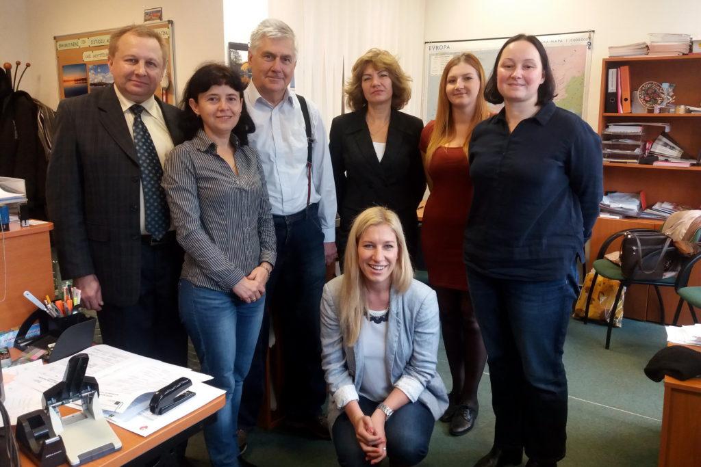 ERASMUS+ staff mobility in Czech Republic