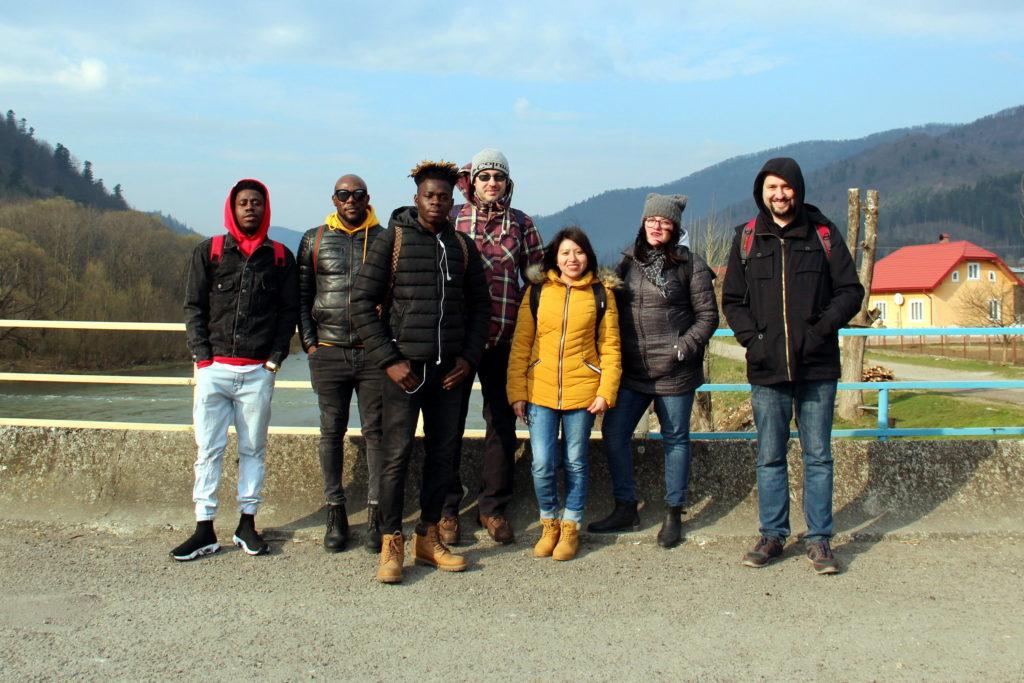 Journey to Carpathians